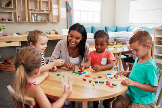 Benefits of Small Class Sizes in Preschool