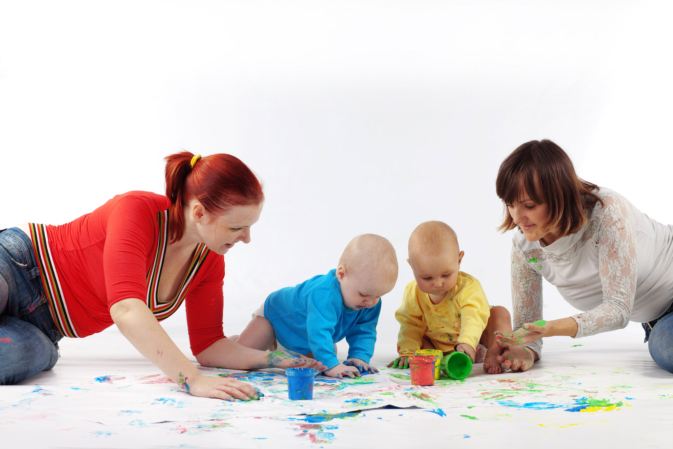 Teaching Colors to Toddlers: 5 How-To's for Parents
