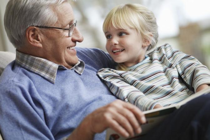 Cultivating the Grandparent-Grandchild Relationship