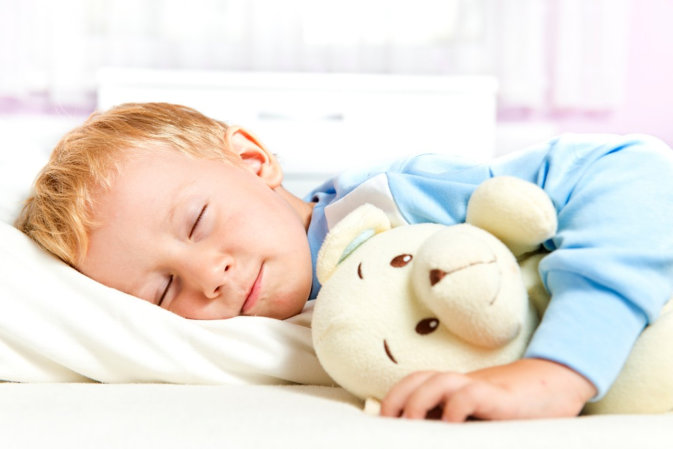 The Importance of Sleep in Early Childhood Development